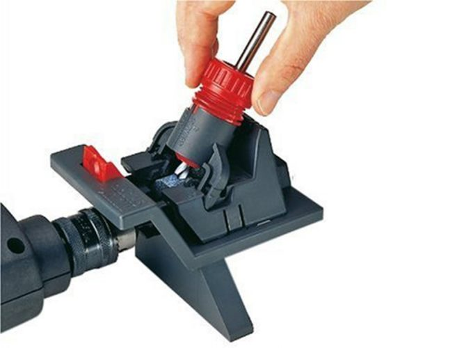 Multi Sharp Dual Purpose Drill and Tool Sharpener