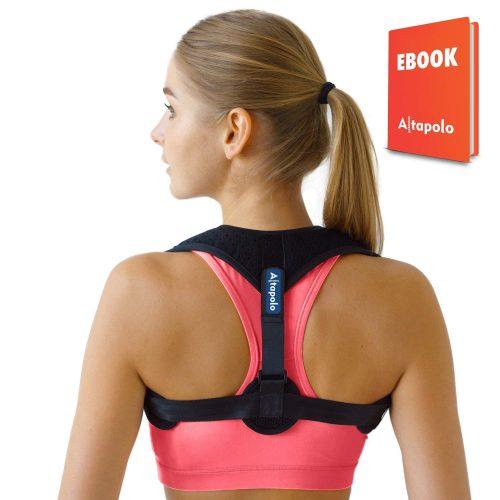 Posture Corrector for Men \u0026 Women \u2013 Adjustable Correcting Shoulder Support Top 10 Best Braces For and in 2019