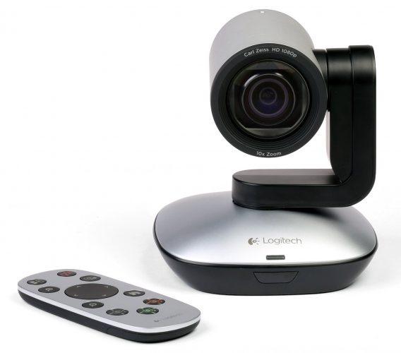Logitech PTZ Pro Camera - USB HD 1080p PTZ Video Camera - Conference Room cameras