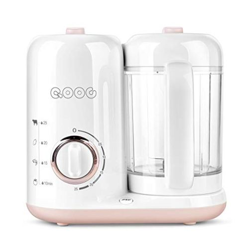 QOOC 4-in-1 Baby Food Maker Pro - Baby Food Makers