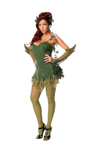 Secret Wishes Batman Poison Ivy Costume