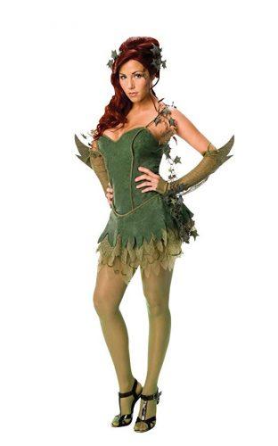Secret Wishes Batman Poison Ivy Costume