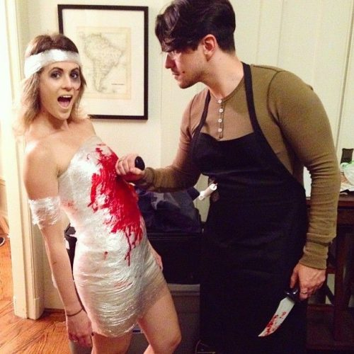 Dexter and The Victim Costume