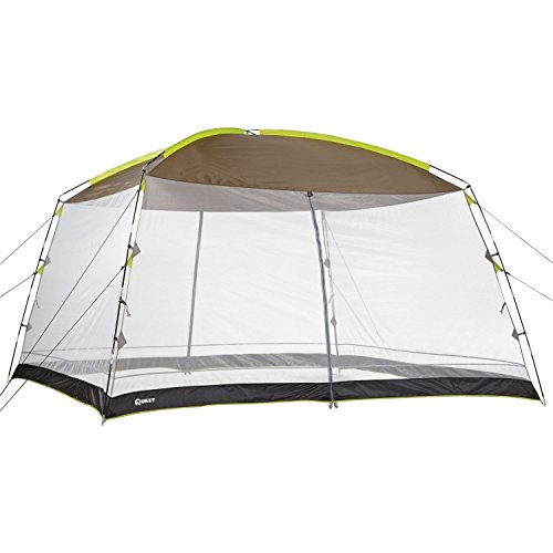 Quest® 12 Ft. X 12 Ft. Recreational Mesh Screen House Canopy Tent - camping screen house
