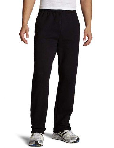 Russell Athletic Men's Dri-Power Open Bottom Sweatpants - Sweatpants for Men