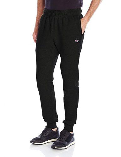 Champion Men's Powerblend Retro Fleece Jogger Pant - Sweatpants for Men
