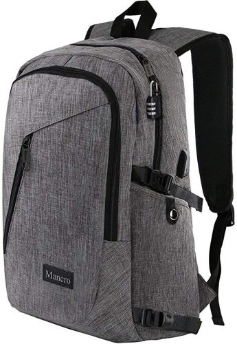 Laptop Backpack, Travel Computer Bag for Women & Men - College Backpacks For Men And Women