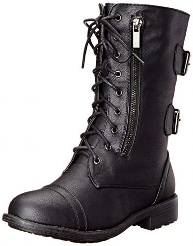 Top Moda Pack-72 boots - Combat Boots For Women