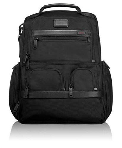 Tumi Alpha 2 Compact Black, One Size - Tumi Backpack