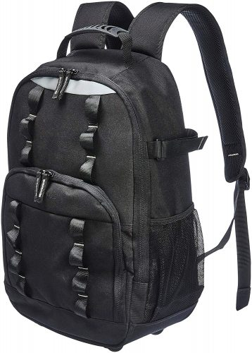 AmazonBasics Tool Bag Backpack - Tool Backpack 4acadc38ae