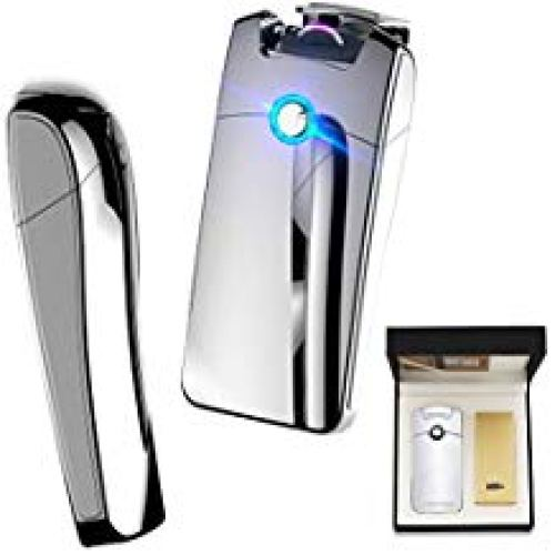 Arc Lighter Plasma Electronic Lighters USB Rechargeable - Windproof Lighters