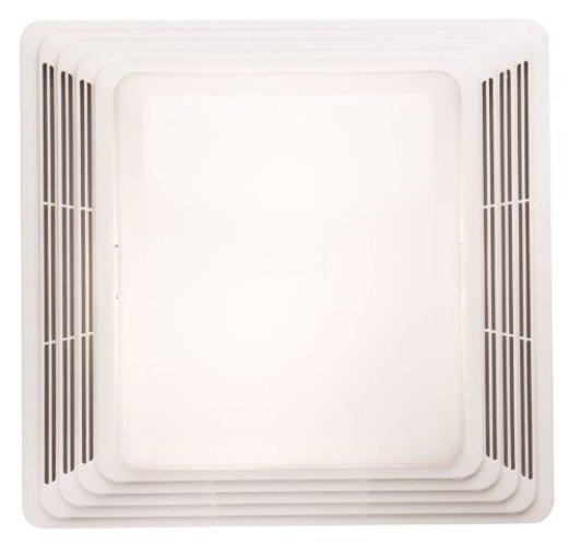 Broan HD80L Heavy Duty Ventilation Fan and Light - Bathroom Exhaust Fans