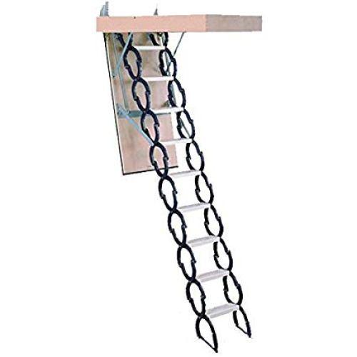 """Rainbow S3060 30""""W x 60""""L Star Telescoping Attic Ladder - Attic Ladders"""