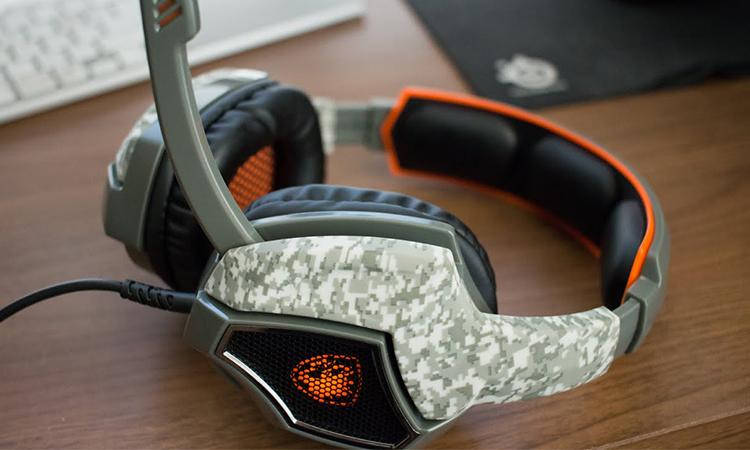 Sades Gaming Headsets