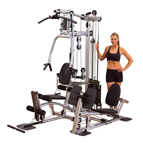 Powerline by Body-Solid Home Gym with Leg Press (P2LPX)