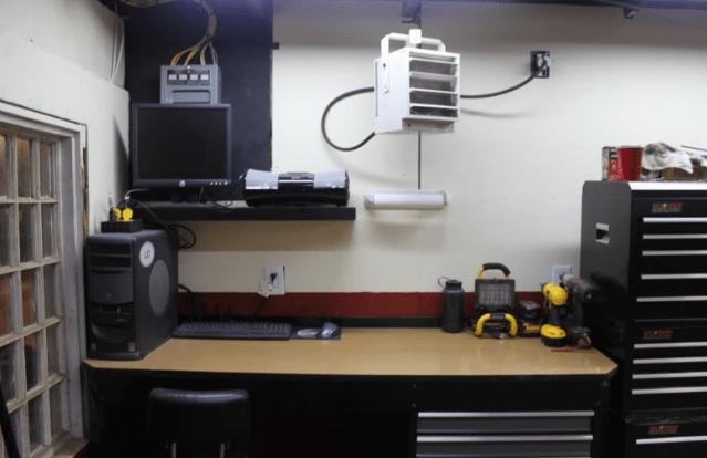 Electric Garage Heaters