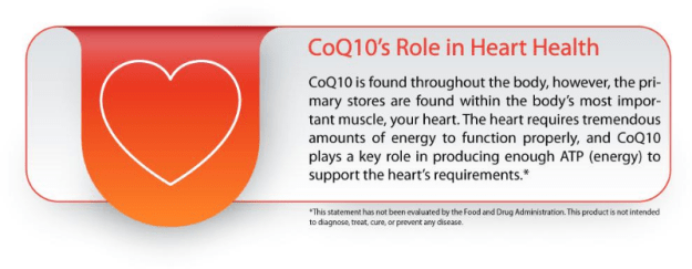 healthy heart coq10
