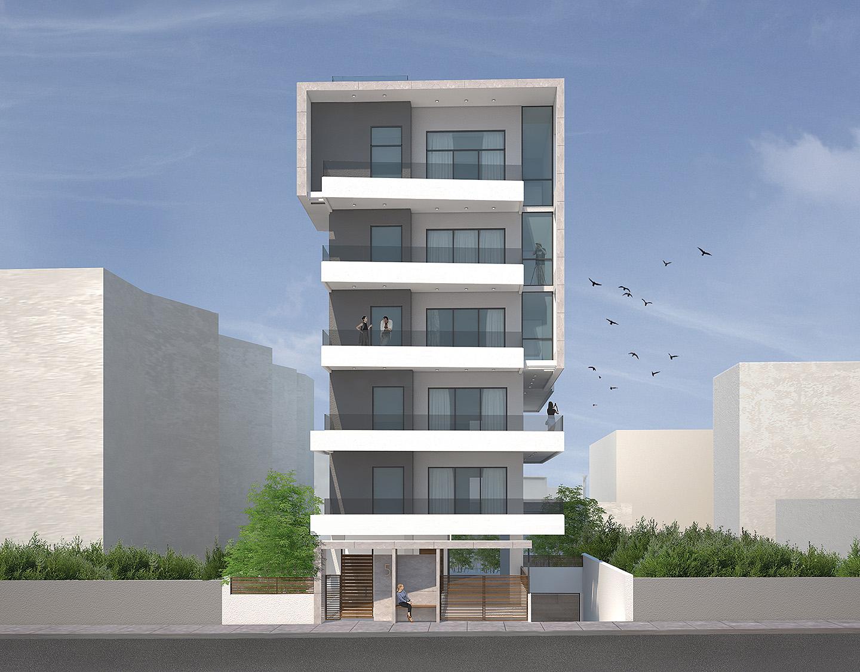 new modern apartments near the sea