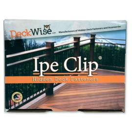 Ipe Clip® Hidden Fastener Kit
