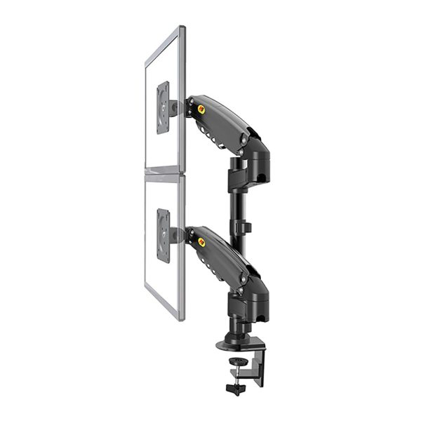 Dual Arm Table Monitor Mount - NB H160