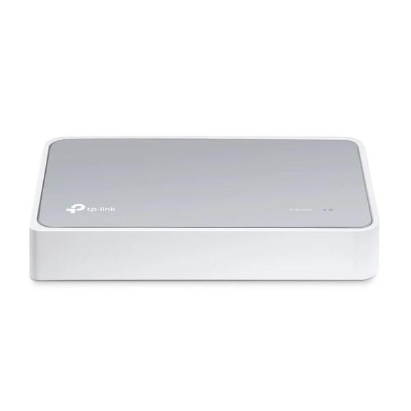 TP Link 8 Port Switch 100Mbps – TL-SF1008D Front Side