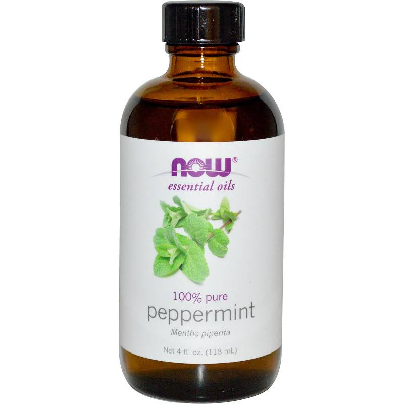Now Foods Peppermint Oil 4 Oz