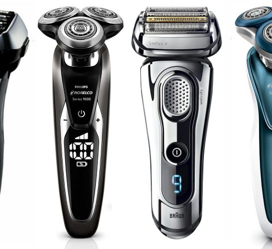 top rated electric cordless shavers