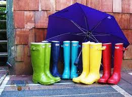 BIO, BIFL: rain boots