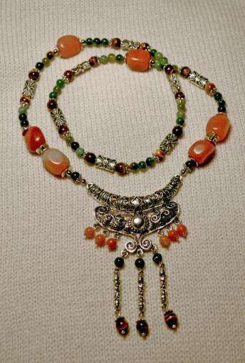 Earthy & Gorgeous Jewelry Designs!!