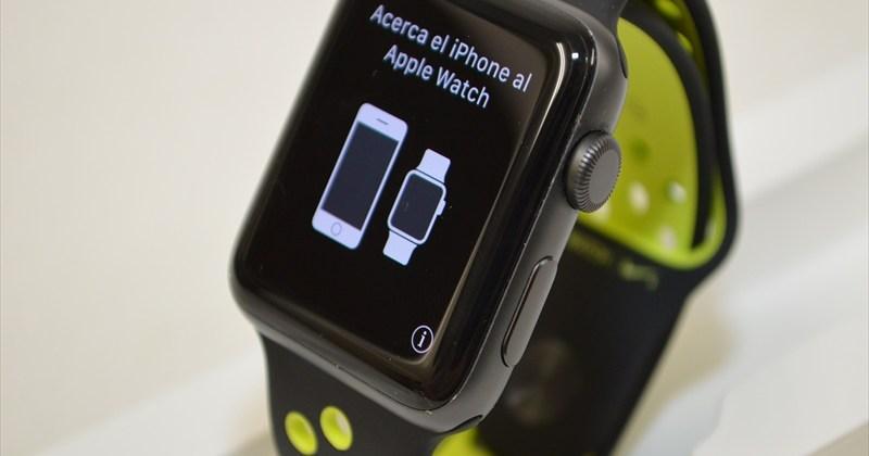 美品 Apple Watch Series2 Nike+ 42mm MP0L2J/A [ブラック/ボルトNikeスポーツバンド] 買取実績