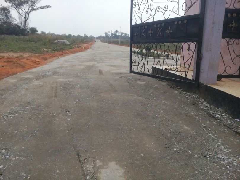 Cheap Land For Sale At Mowe Ibafo