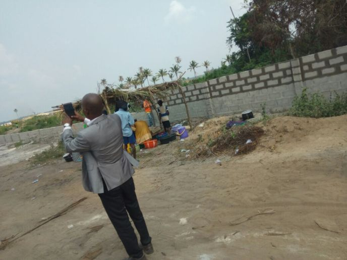 Land for sale in Lagos at cheapest price in Ibeju Lekki