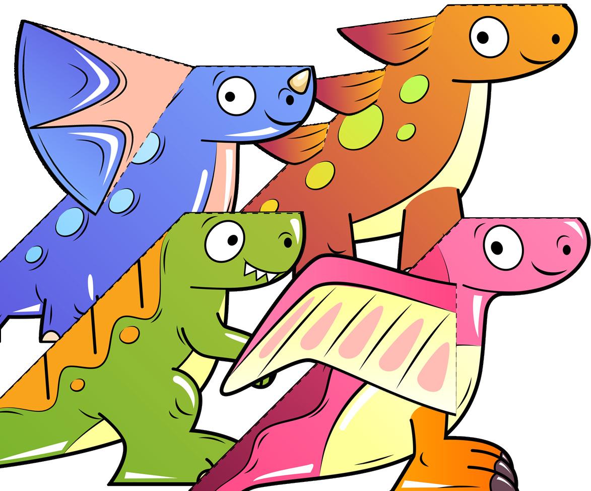 Dino Printable Activities Buylapbook