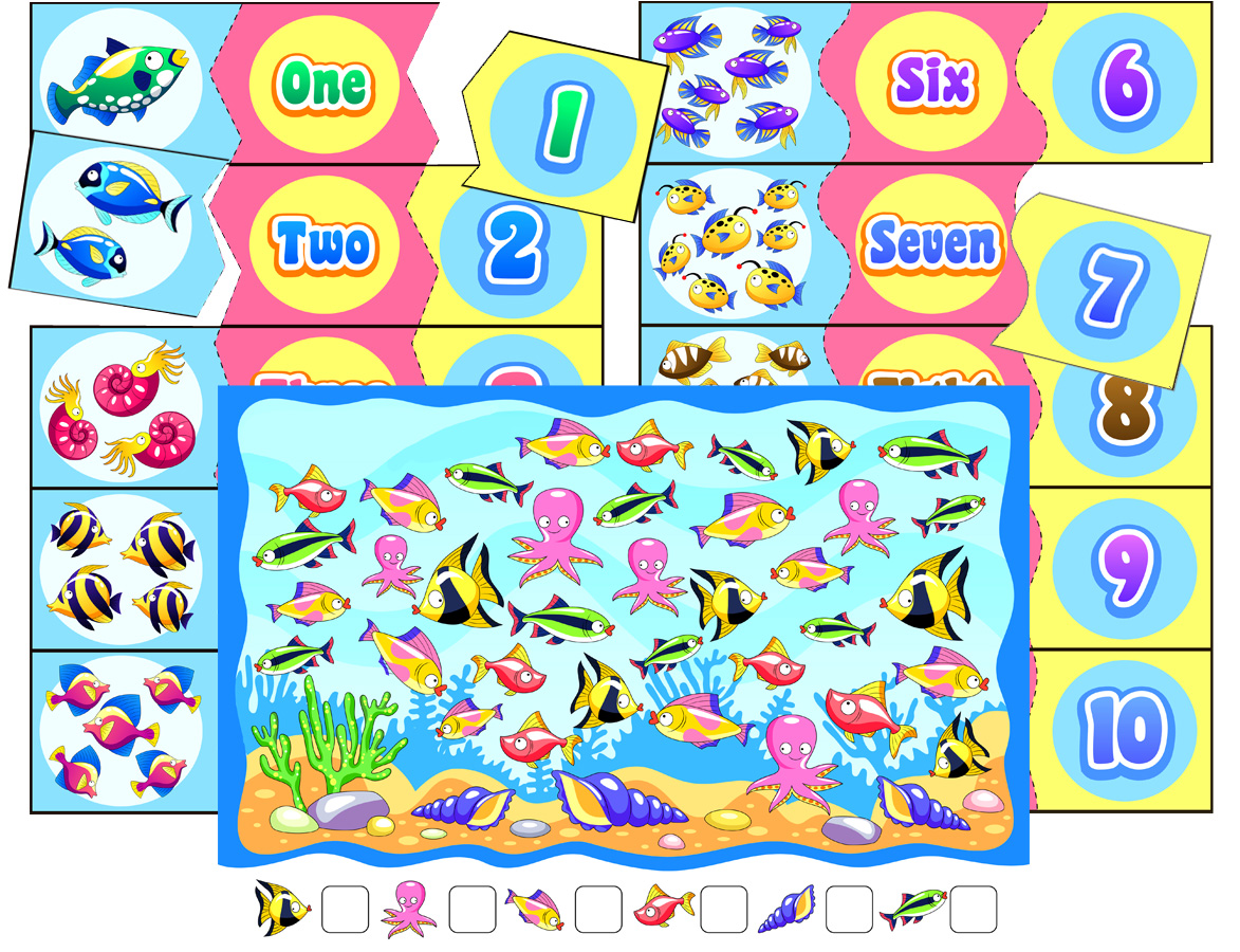 Ocean Themed Activities For Preschool Buylapbook