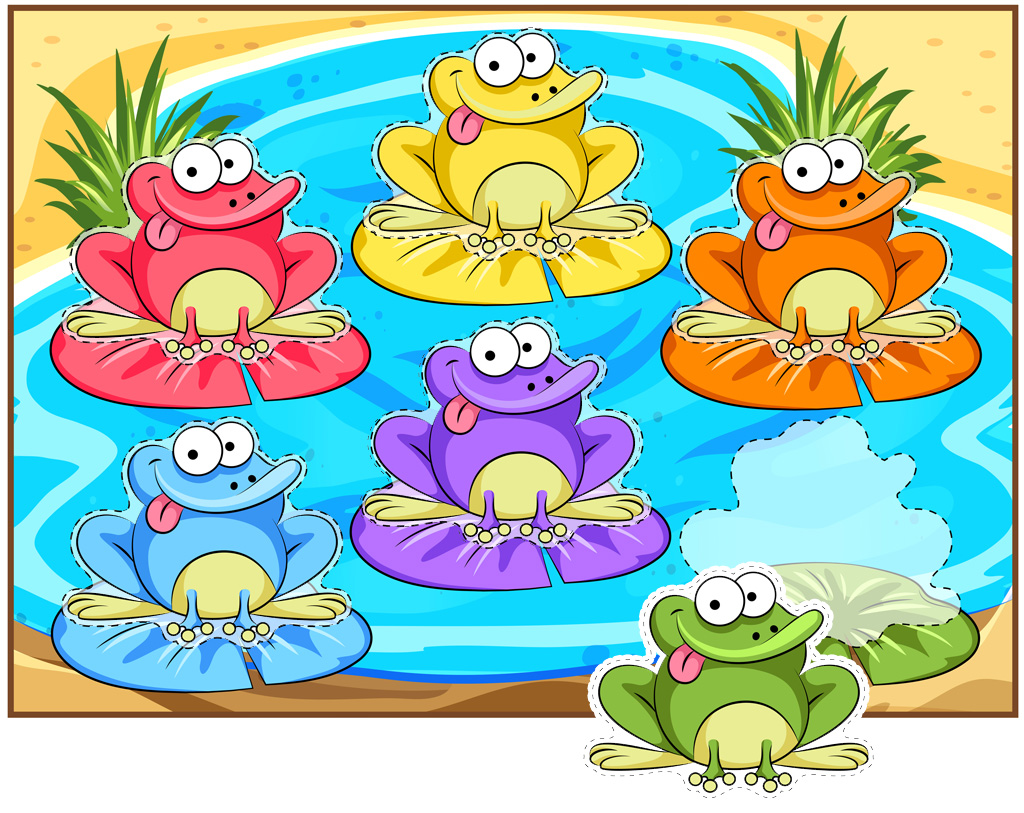Funny Frogs Activities Buylapbook