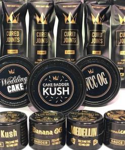 WEST COAST CURE CANS