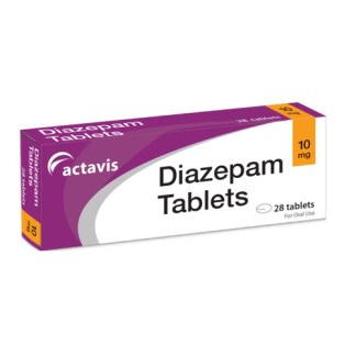 Buy Diazepam Actavis 10 mg