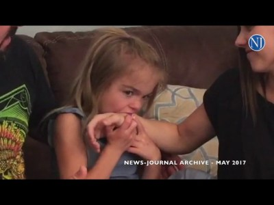 VIDEO: Parents of girl with Sanfilippo syndrome improve some symptoms with CBD oil