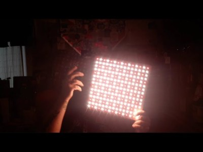 UNBOXING AND REVIEW ON THE 2 PACK LED GROW LIGHTS FULL SPECTRUM 300W SPONSORED BY SEAMETAL