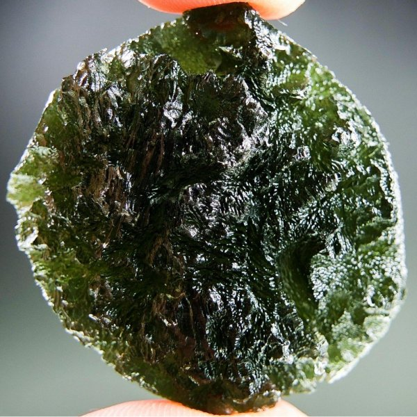 A+ Quality Large Moldavite - Certified