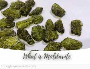 Moldavite Properties