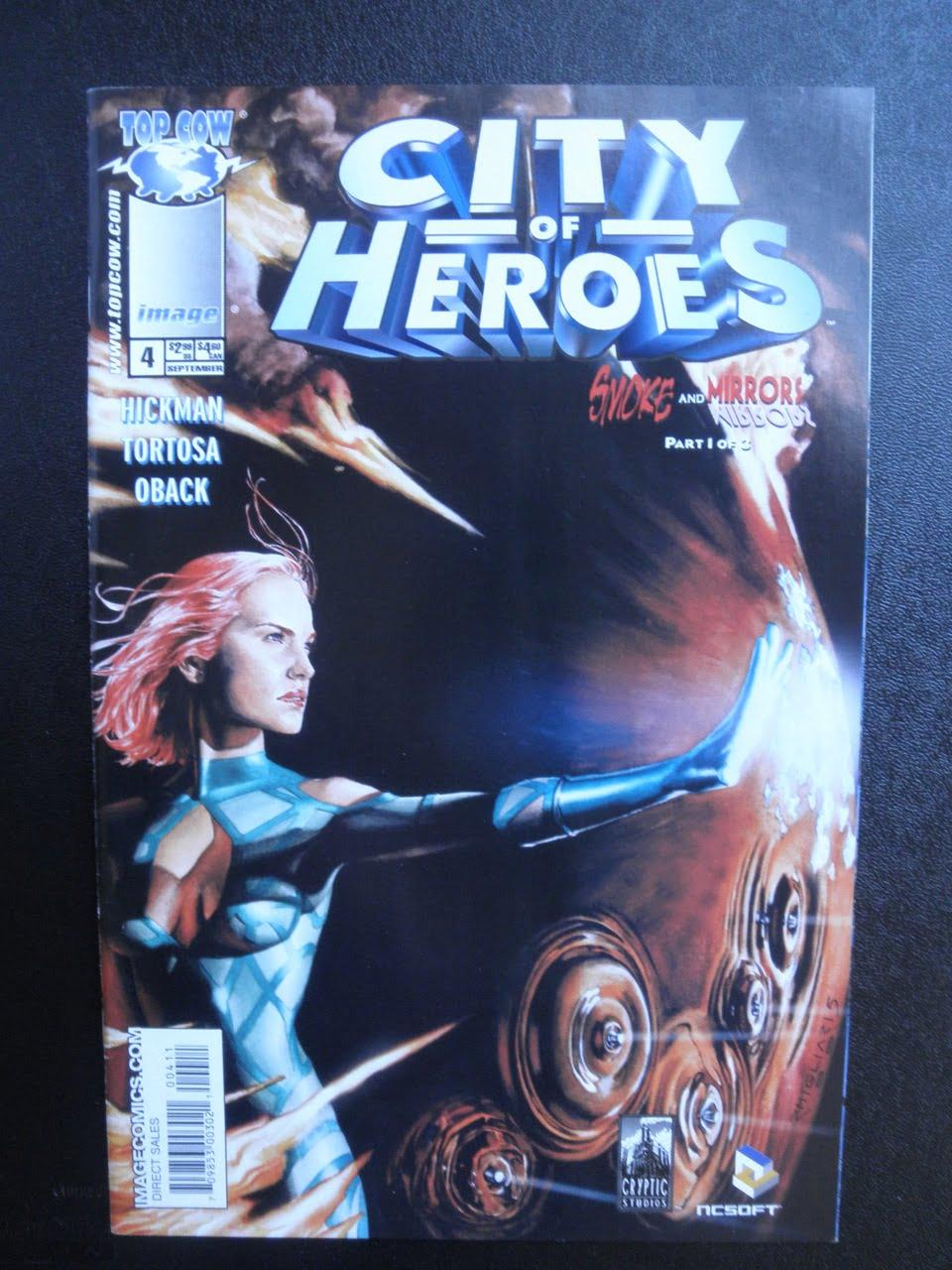 City Of Heroes #4
