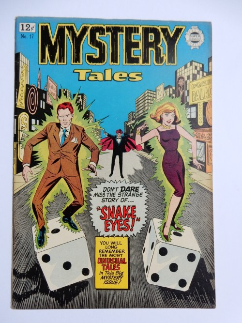 Mystery Tales #17