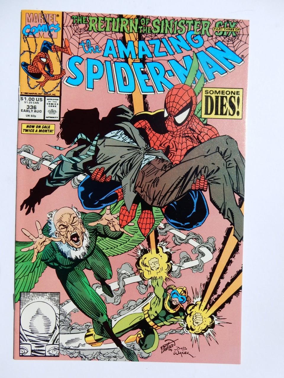 Amazing Spider-Man #336