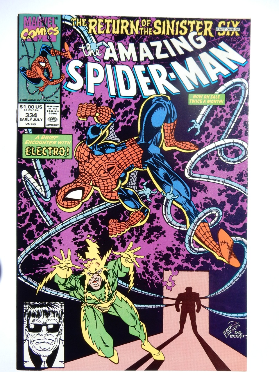 Amazing Spider-Man #334