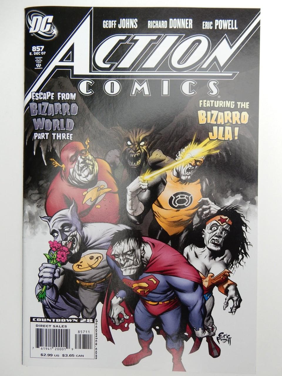 Action Comics #857