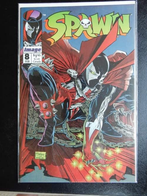 Spawn #8