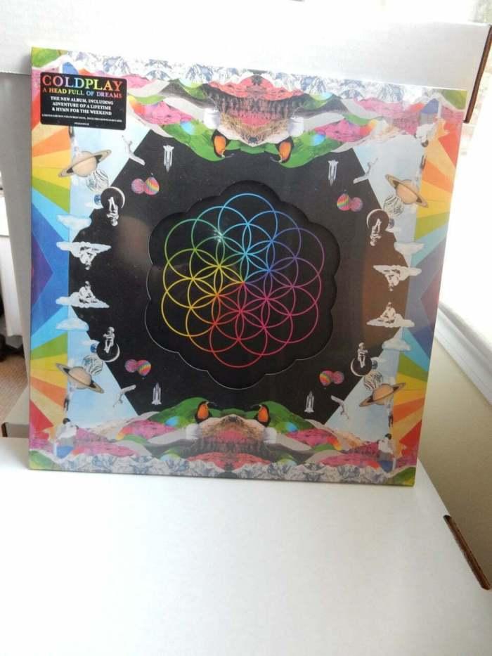 Coldplay Vinyl