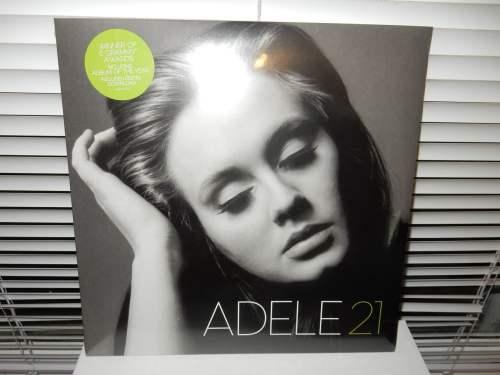 """Adele """"21"""" Vinyl Record LP"""