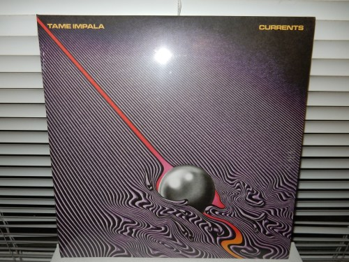 "Tame Impala ""Currents"" 2XLP Vinyl Gatefold"